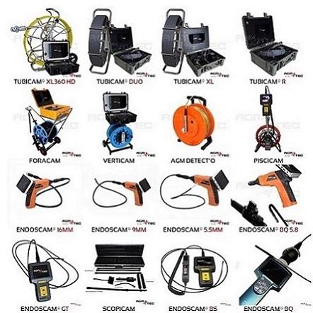 Caméras Endoscopes industrielles prix